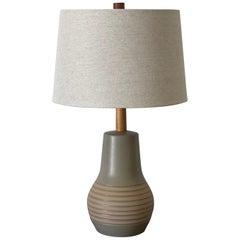 Jane and Gordon Martz Lamp, Ceramic