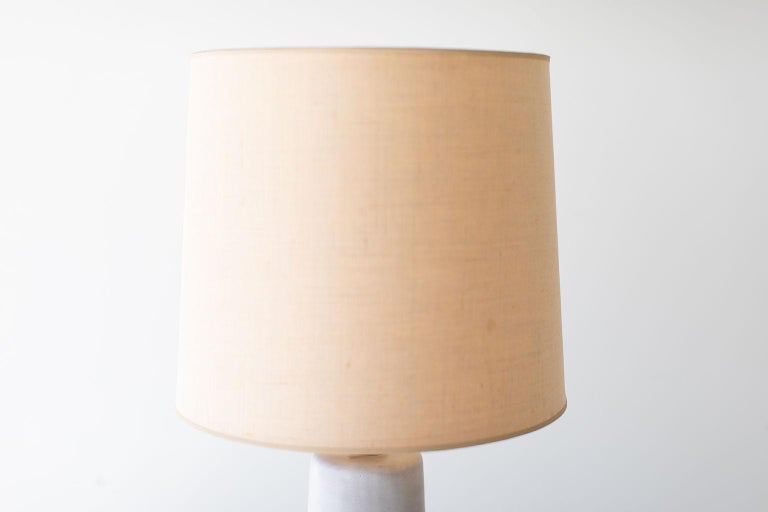 Jane and Gordon Martz Lamp for Marshall Studios  In Good Condition For Sale In Oak Harbor, OH