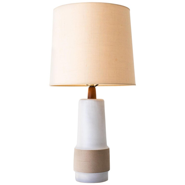 Jane and Gordon Martz Lamp for Marshall Studios  For Sale