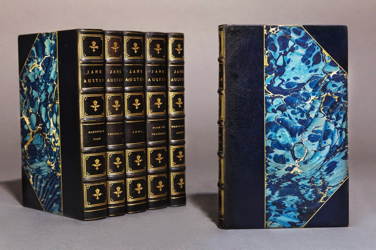 Jane Austen, Works In Good Condition For Sale In New York, NY