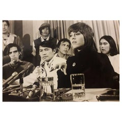 Jane Fonda Albumin Photo, 1972s