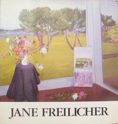 1986 Jane Freilicher 'Jane Freilicher' Multicolor,Yellow Book