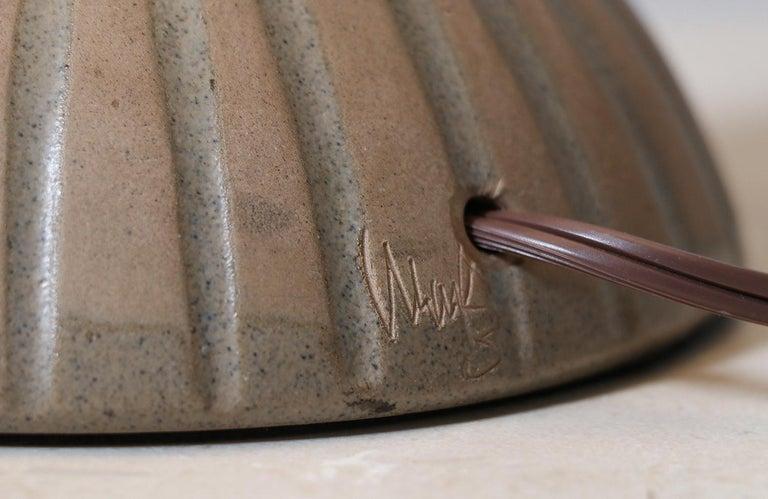Jane & Gordon Martz Ceramic Table Lamps for Marshall Studios For Sale 1