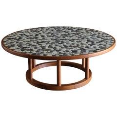 Jane & Gordon Martz Ceramic Tile Coffee Table for Marshall Studios, circa 1960