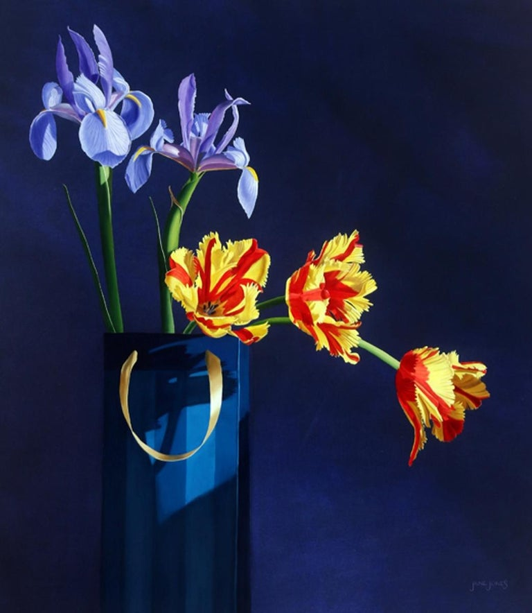 "Jane Jones Still-Life Painting - ""Special Occasion"""