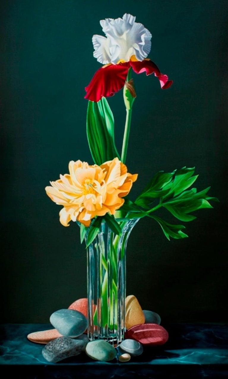 """Jane Jones Still-Life Painting - """"Transformations"""""""