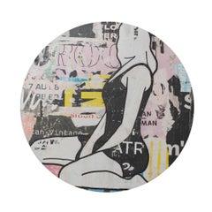 Circle Girl Pink 1