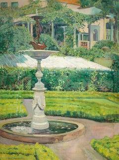 Elihu Vedder Fountain