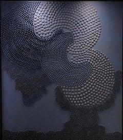 Blue Work, Monochrome Painting