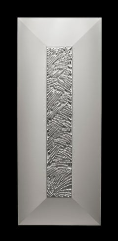 Tableau N°6, Contemporary Monochrome Painting