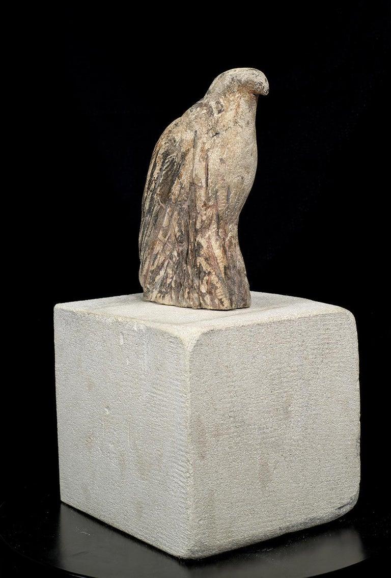 Jane Rosen Figurative Sculpture - Pescadero Bird