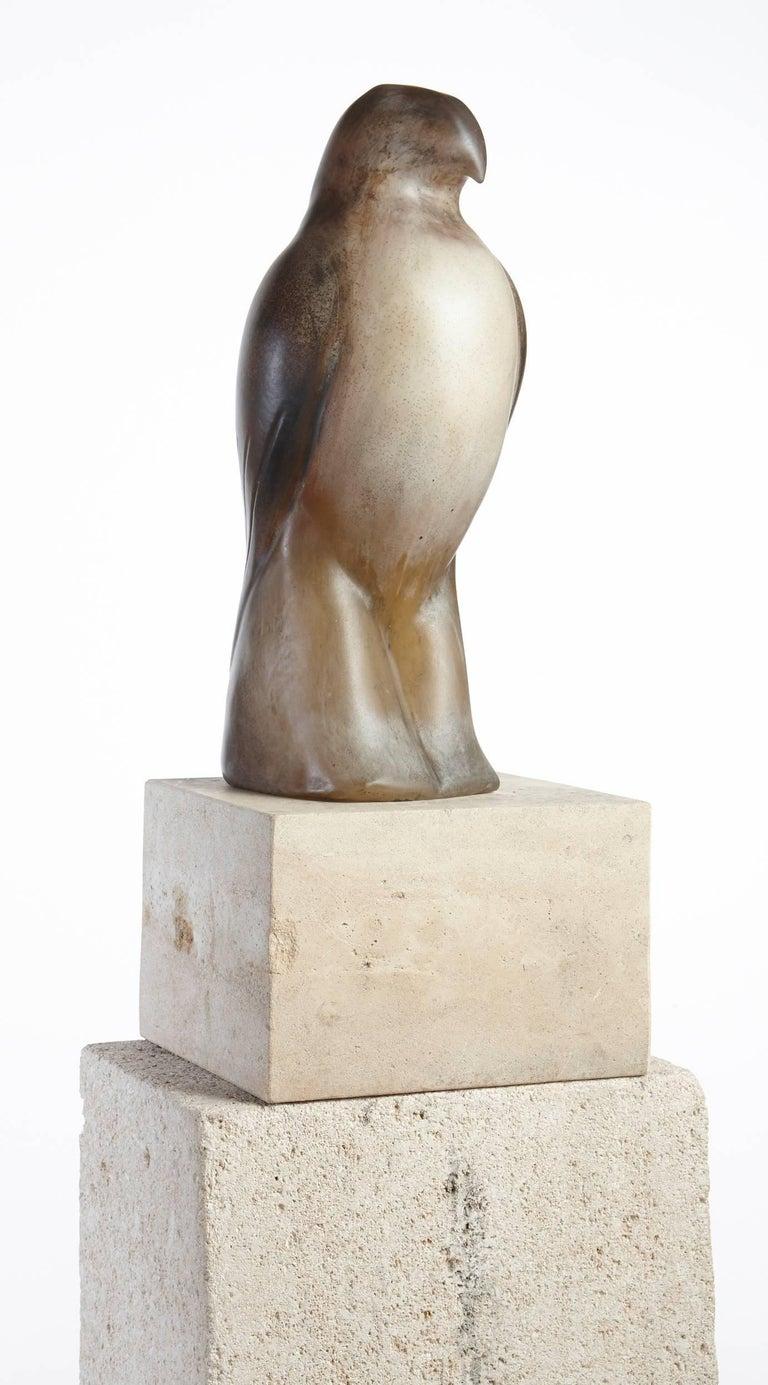 Jane Rosen Still-Life Sculpture - Turtle Bird