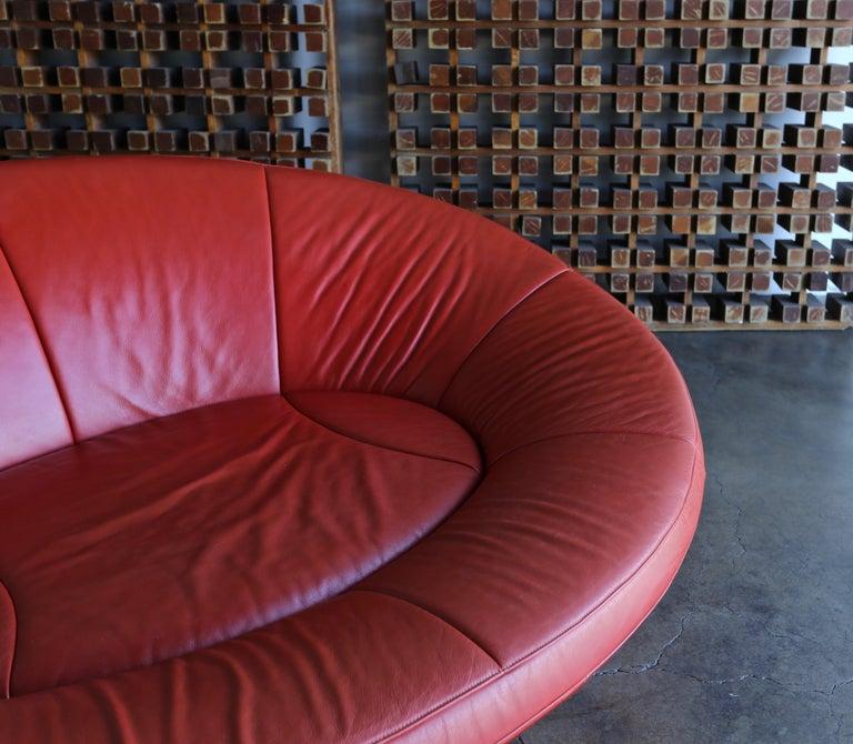 Modern Jane Worthington DS 152 Sofa for De Sede For Sale