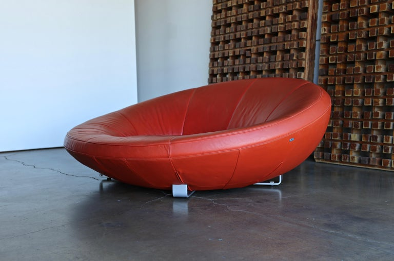 Swiss Jane Worthington DS 152 Sofa for De Sede For Sale