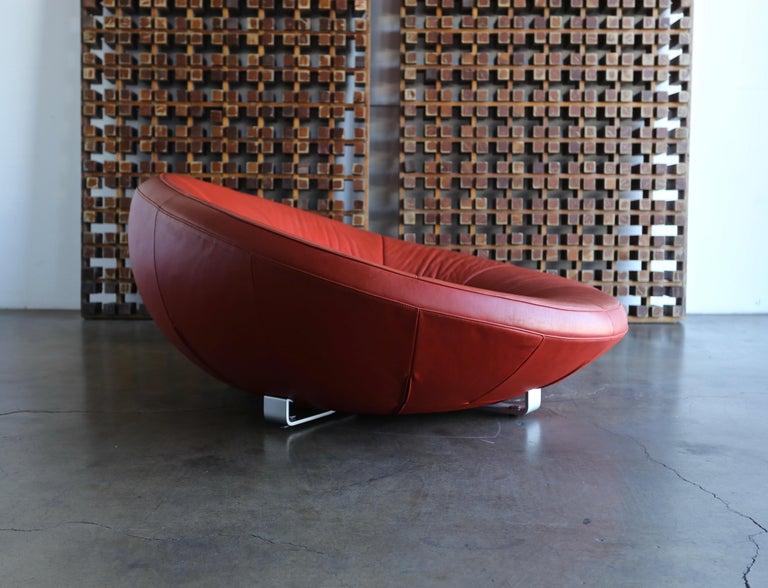 Contemporary Jane Worthington DS 152 Sofa for De Sede For Sale