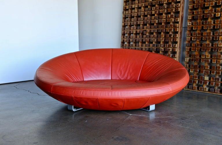 Jane Worthington DS 152 Sofa for De Sede For Sale 1