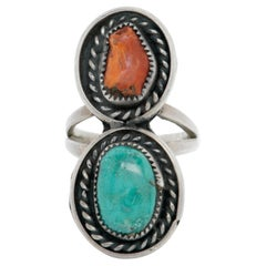 Native American Cocktail Rings