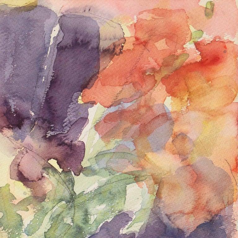 California Post-Impressionist Still Life, 'Irises', LACMA, MAM Paris For Sale 1