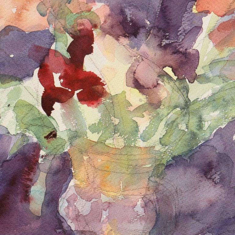 California Post-Impressionist Still Life, 'Irises', LACMA, MAM Paris For Sale 2