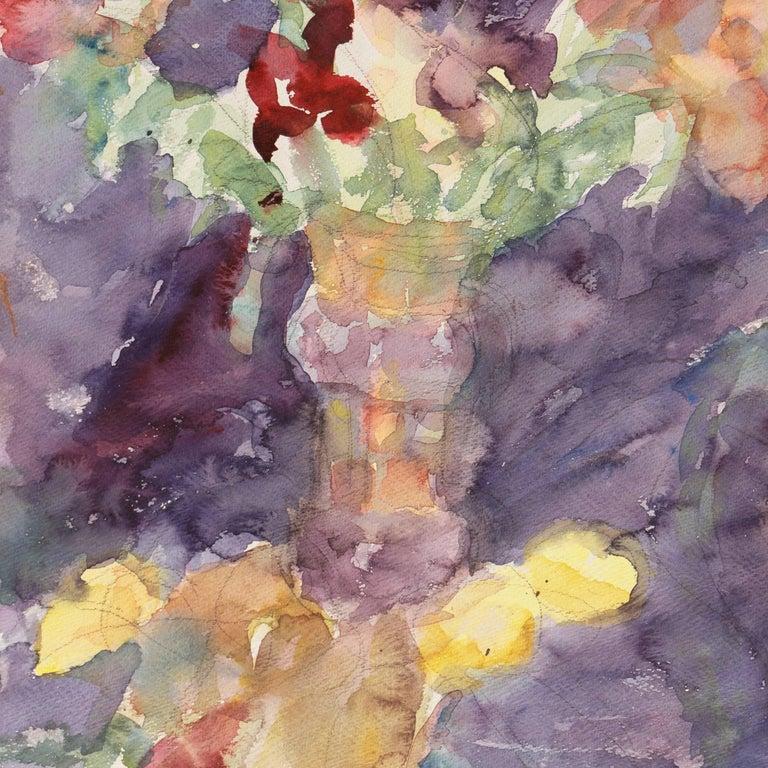 California Post-Impressionist Still Life, 'Irises', LACMA, MAM Paris For Sale 3
