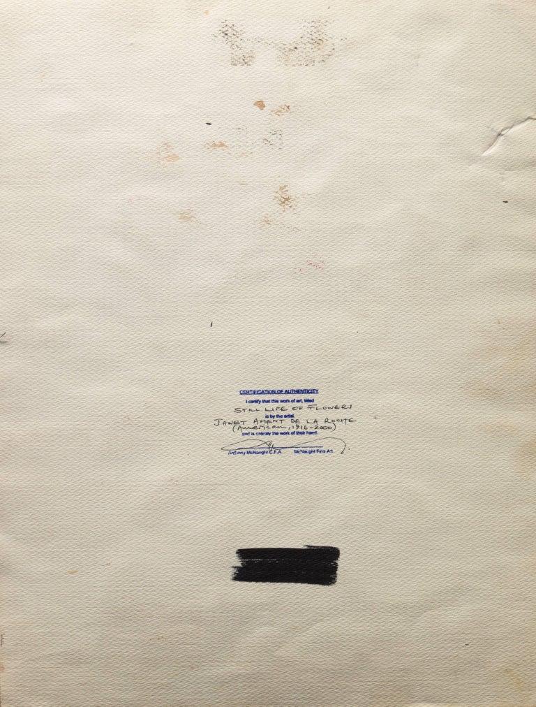 California Post-Impressionist Still Life, 'Irises', LACMA, MAM Paris For Sale 4