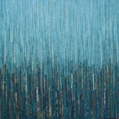 S171 Janet Hamilton Oil, paper on stretched canvas