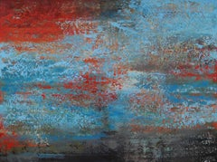 Intention E Janet Hamilton Oil painting on stretched canvas