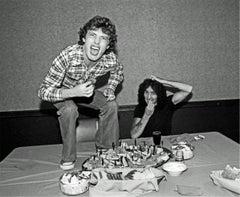 Angus Young & Bon Scott, AC/DC