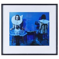 "Janieta Eyre, ""Androgyne, (Incarnation #26)"" Silver Gelatin Photo Print, 1995"