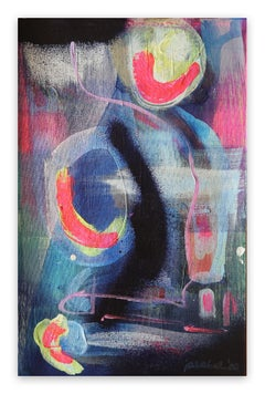 Circus (Abstract work on paper)
