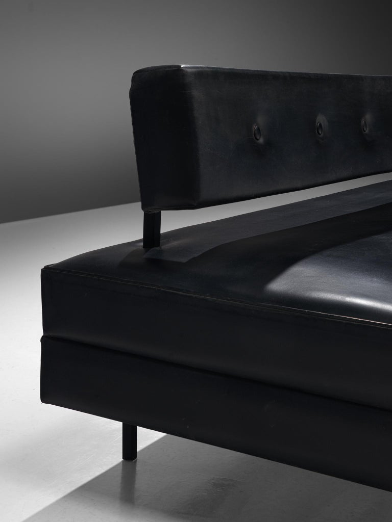 Faux Leather Janine Abraham & Dirk Jan Rol Daybed