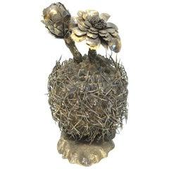 Janna Thomas De Velarde for Tiffany & Co. Gilt Sterling Silver Sculpture