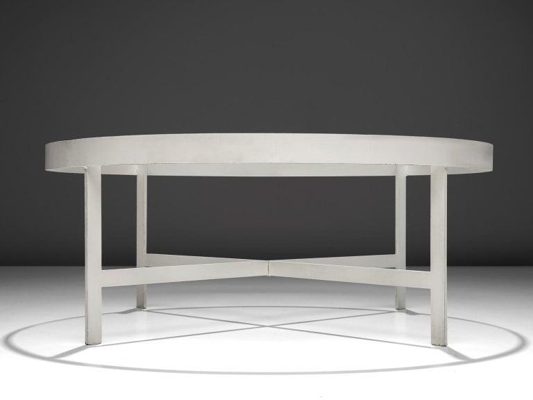 Belgian Janni van Pelt Coffee Table For Sale