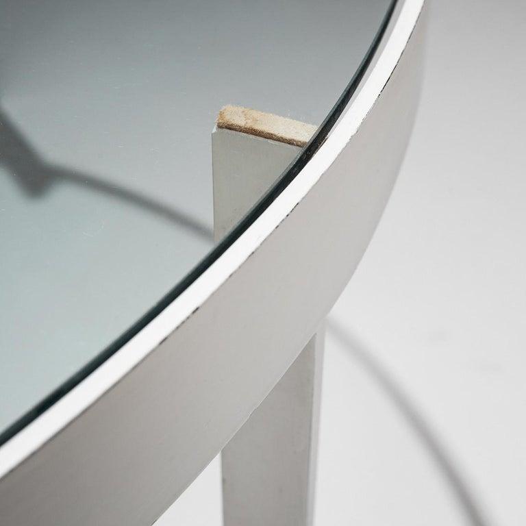 Steel Janni van Pelt Coffee Table For Sale