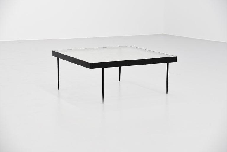 Mid-Century Modern Janni Van Pelt Coffee Table G4A, Holland, 1958 For Sale