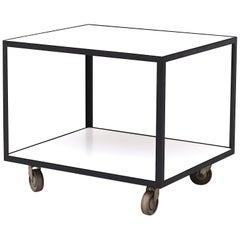 Janni Van Pelt Style Rolling Cart