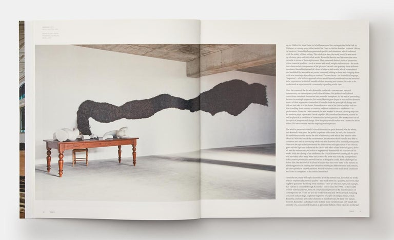 The ultimate monograph on one of the most important artists of the twentieth century - a key figure in Arte Povera This book is the final, most comprehensive book ever made by Greek-born Jannis Kounellis, one of the key artists in the Arte Povera