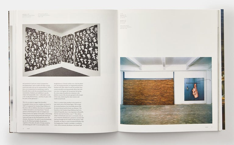 Jannis Kounellis 'Phaidon Contemporary Artists Series' In New Condition For Sale In London, GB