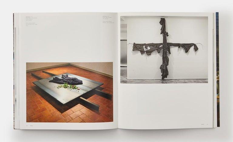 Paper Jannis Kounellis 'Phaidon Contemporary Artists Series' For Sale