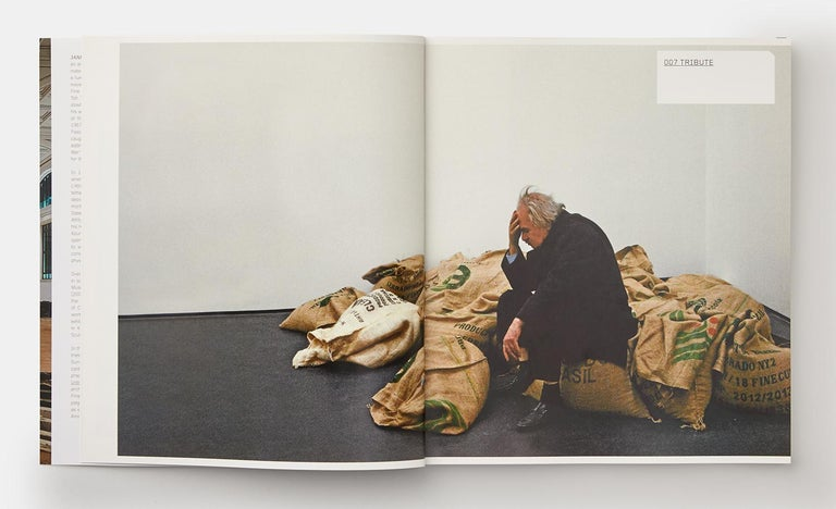 Jannis Kounellis 'Phaidon Contemporary Artists Series' For Sale 3