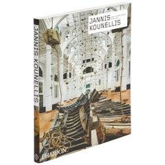 Jannis Kounellis 'Phaidon Contemporary Artists Series'