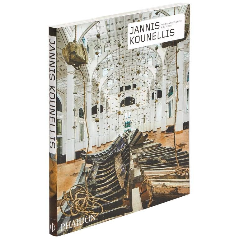 Jannis Kounellis 'Phaidon Contemporary Artists Series' For Sale