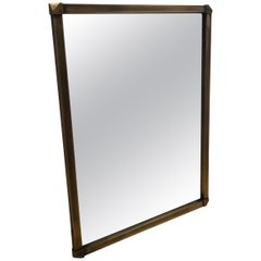 Jansen Mirror in Brass