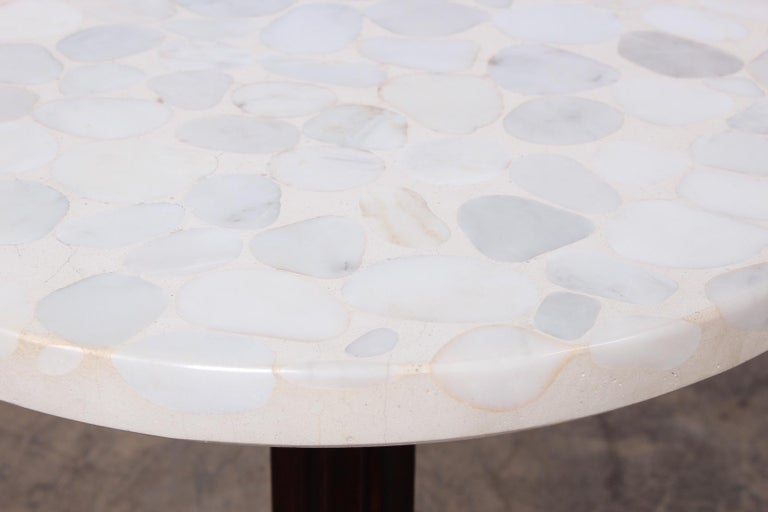 Janus Side Table by Edward Wormley for Dunbar For Sale 4