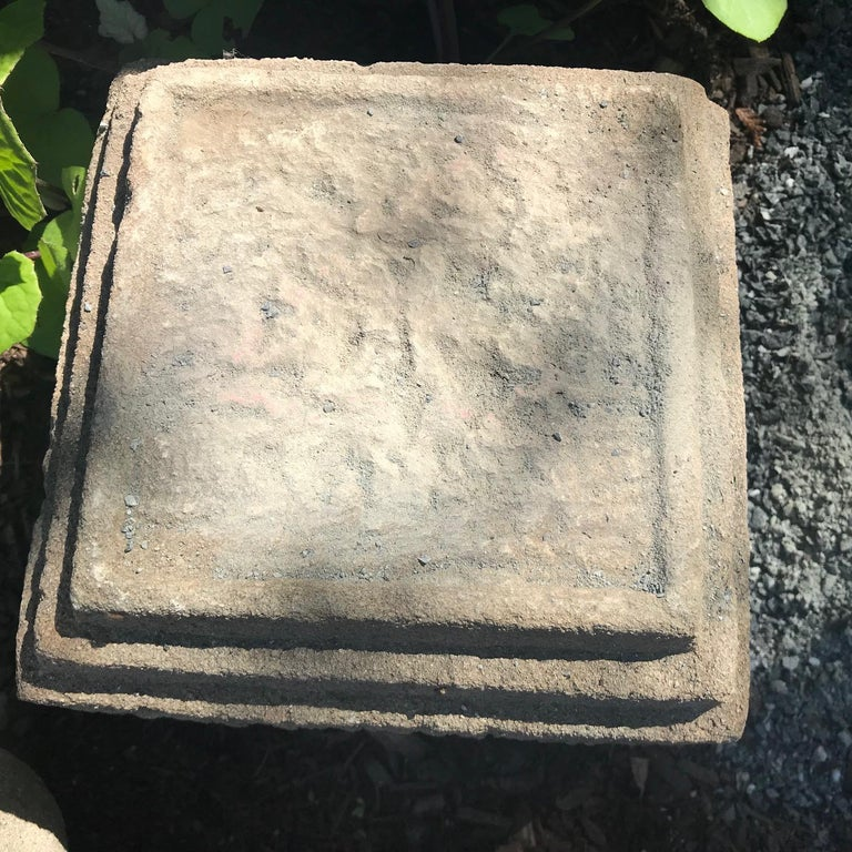 Japan Ancient  Stone Hokyointo Stupa, 250 Years Old Sculpture For Sale 4