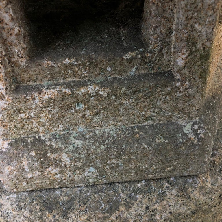 Granite Japan Early Antique