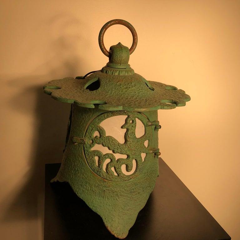 Japanese Japan Old Cast Bronze