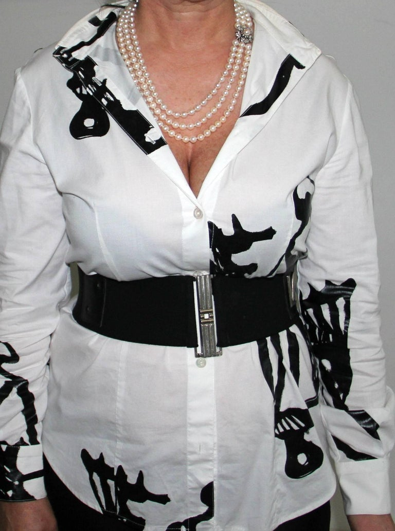 Japan Pearls Multi-Strand Necklace For Sale 2