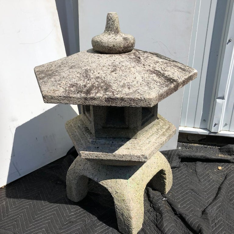 Japan Stone Lantern