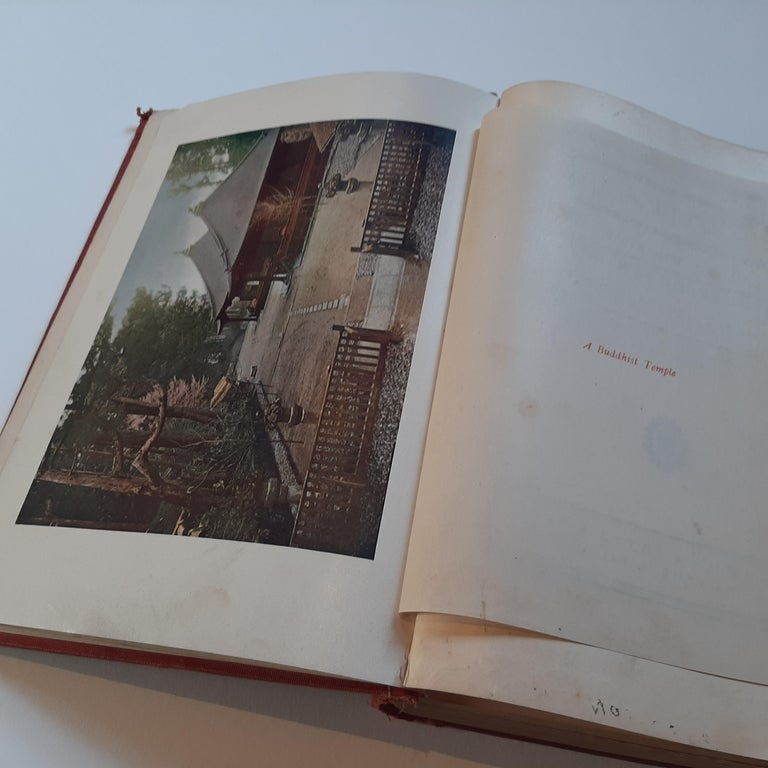 Japan, the Place and the People by G.W. Browne, '1904' In Good Condition For Sale In Langweer, NL